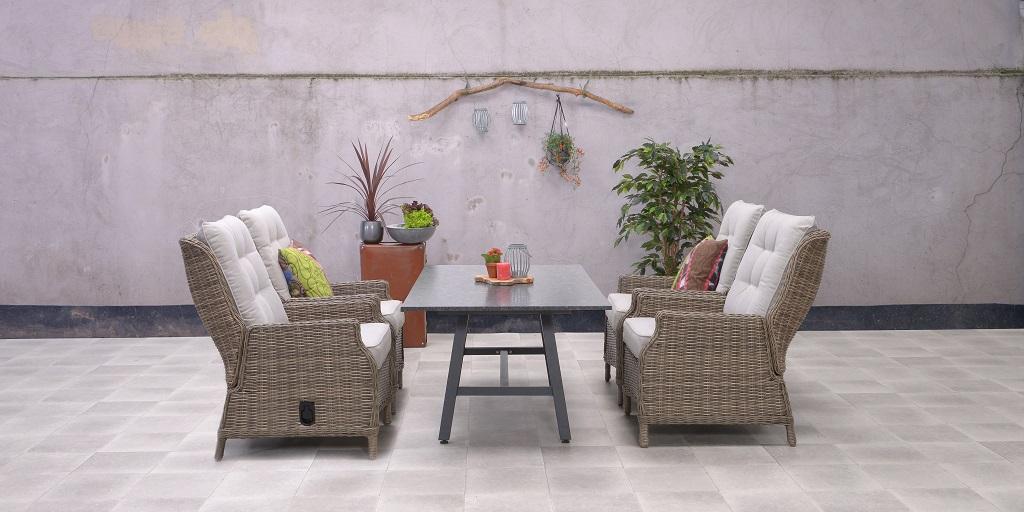 Verstelbare tuinstoelen   interieurentuin nl