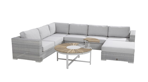 4 seasons outdoor loungeset multifunctioneel